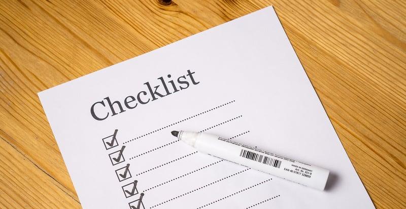 paper-checklist