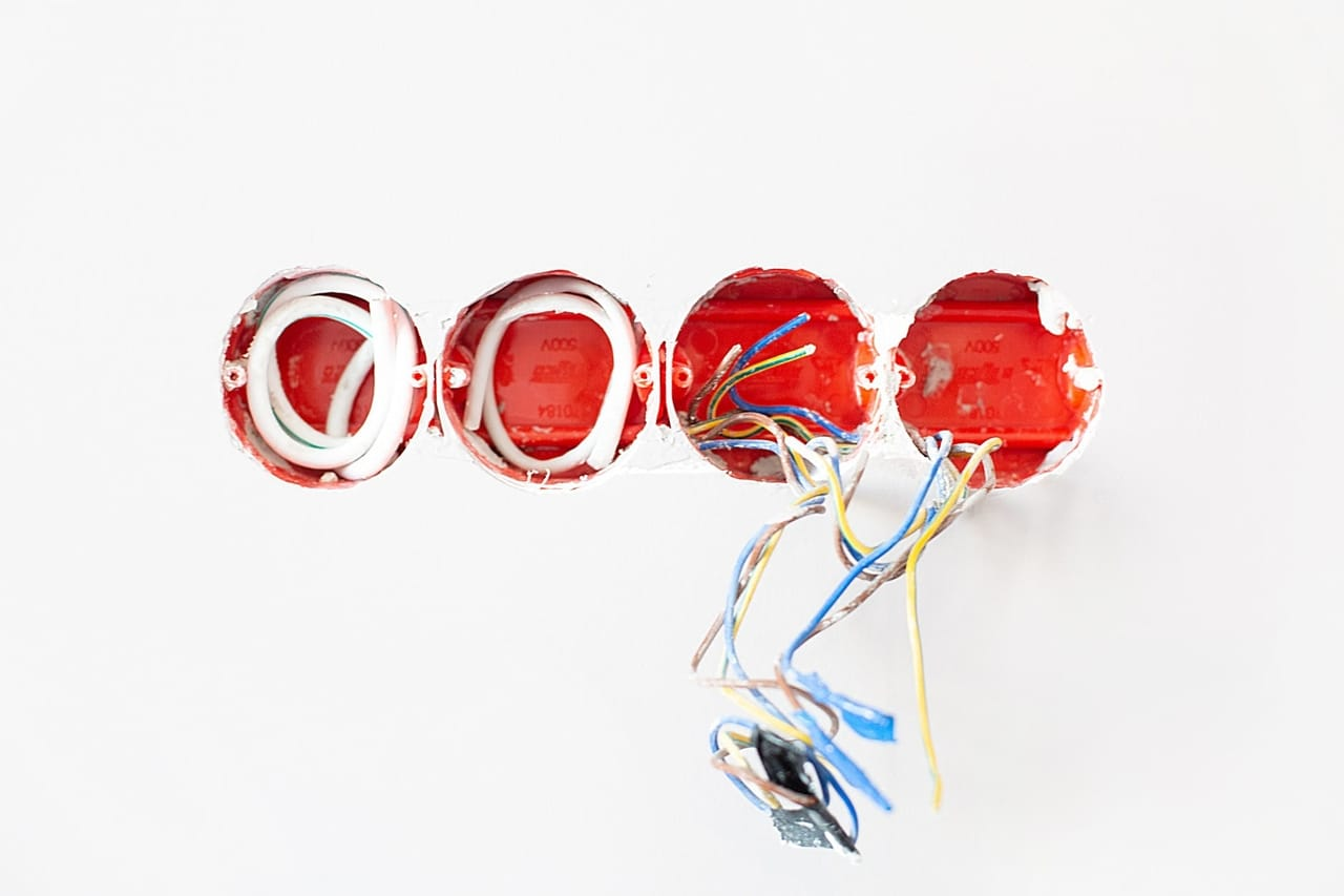 cut-wires-in-wall